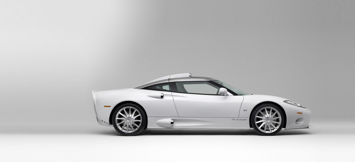 Spyker C8 Ailreon